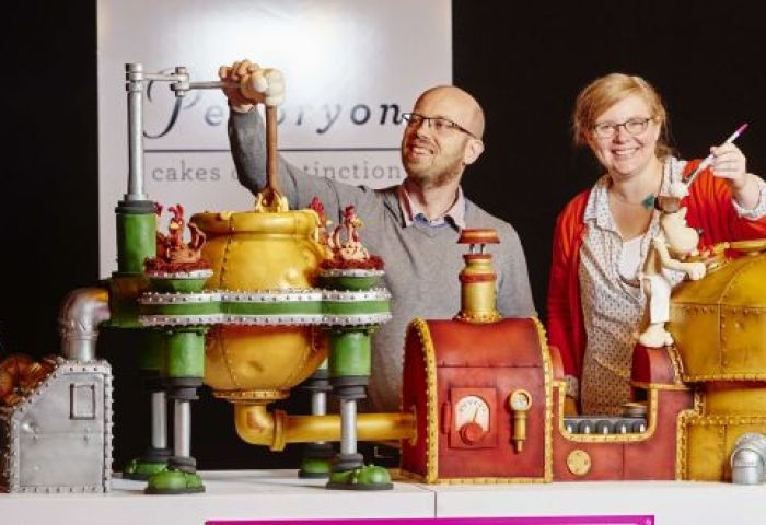 Sweet Victory Irish Cake Wins Best In Show At International Competition