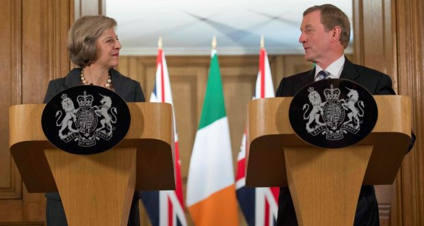 Image result for 'A Brexit deal is not possible in two years' says Enda Kenny