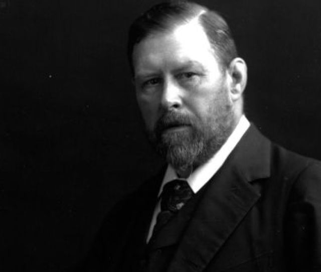 The Irish Novelist Bram Stoker Who Was Best Known For His 1897 Gothic Novel