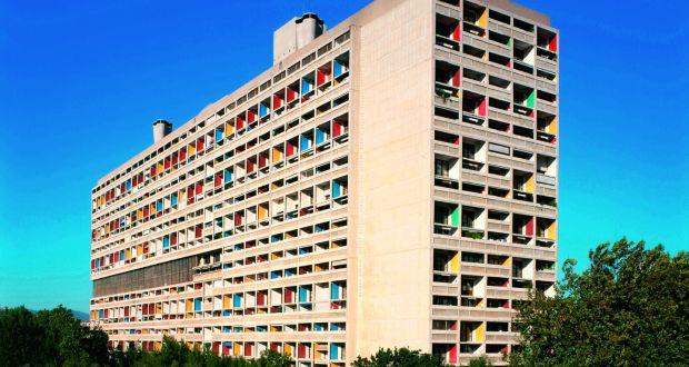 Le Corbusier S Unité Apartment Block In Milles