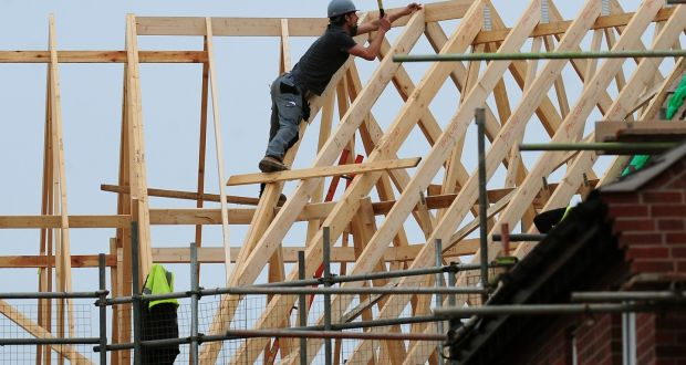 Image result for Irish House building activity increased by more than 30% in 2016