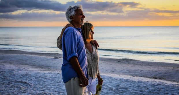 How can I claim my Irish State pension from abroad?