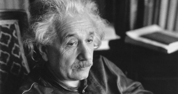 Einstein: the length of time is relative when looking at art. If we become absorbed in a play or a piece of music, if we stand before a great painting, if we get lost in a book, we feel our sense of time shifting