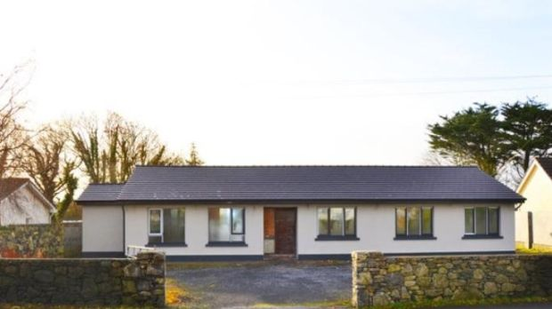 Re/Max is seeking €400,000 for this four-bedroom house on Coast Road, Oranmore, Co Galway