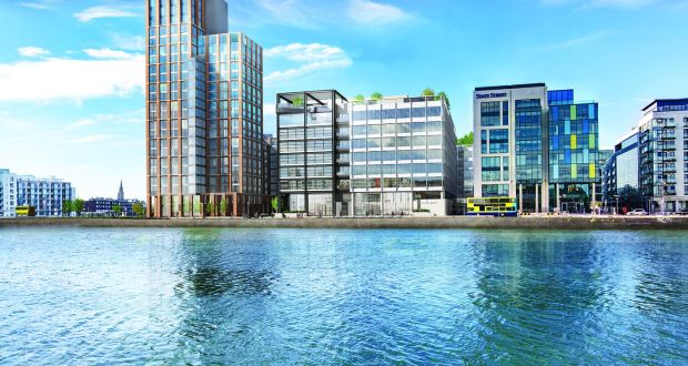 Image result for Investment bank JP Morgan move cements Capital Dock as flagship development