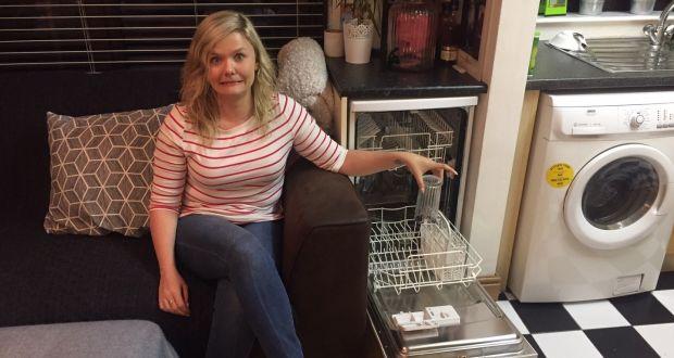 Image result for female dishwasher