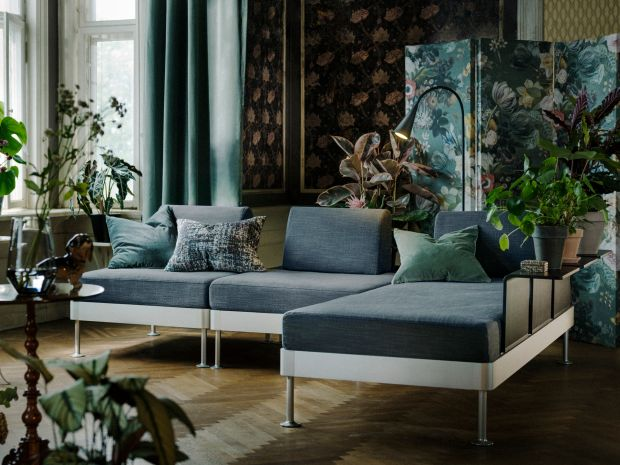 An Aga For Millennials Ikea S Sofa For Small Spaces And