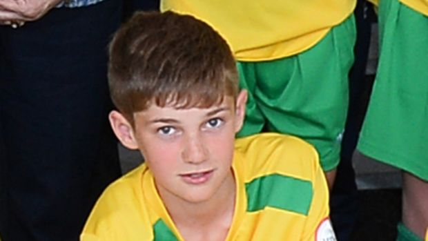 boy 14 dies following