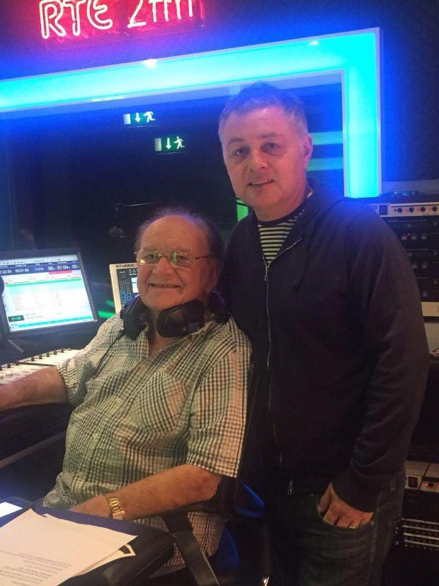 DJ Larry Gogans son backs AI to find the next U2