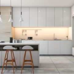 Kitchen Cost Red And White Canisters Trading Up Counting The Of Renovating A Tackling Area Back House Is Where Much Renovation Budget Can Get Absorbed When Second Hand Homes Photograph Istock