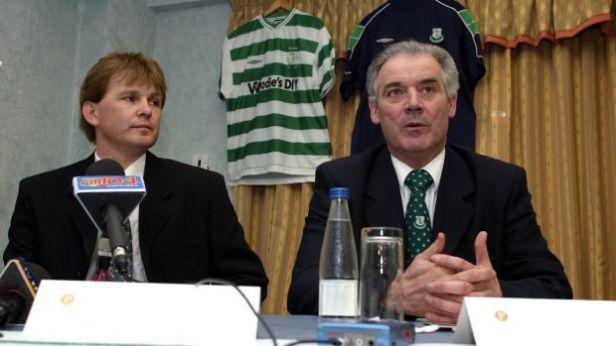 Former Shamrock Rovers chairman Joe Colwell dies