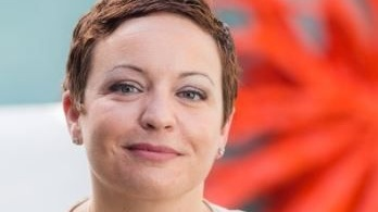 Self-help guru Sarah Knight has a no-nonsense approach to self-improvement