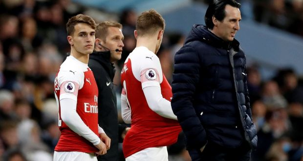 Arsenal boss Unai Emery reveales his plans for clash against Huddersfield image