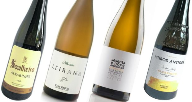 Whether you call it Alvarinho or Albariño, this is a perfect match for all kinds of shellfish, as well as octopus and hake