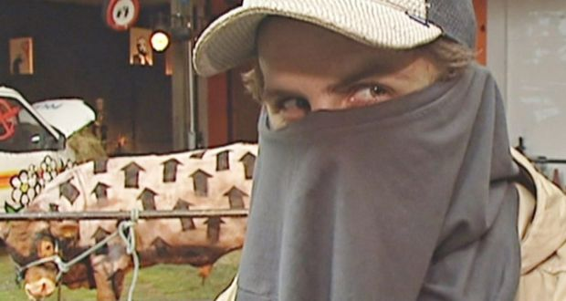 banksy unmasked lost tv