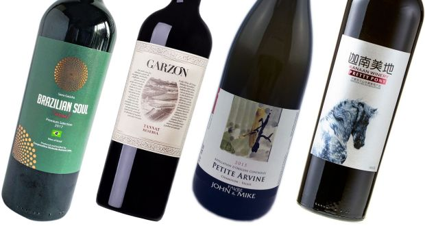 Magazine wine September 2019. Brazilian Soul Premium Selection Tannat, Garzón Tannat Reserva, Petite Arvine 2017 from Domaine René Favre and Pretty Pony from Kanaan Winery