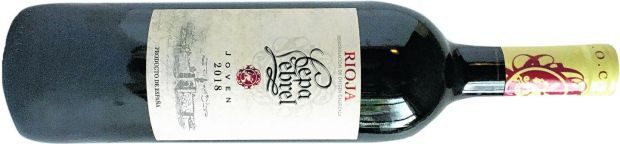 Cepa Lebrel Rioja Joven 2018