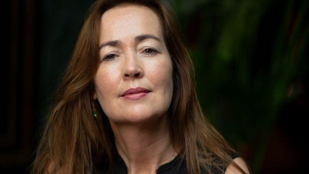 Playwright Marina Carr. Photograph: Tom Honan/The Irish Times