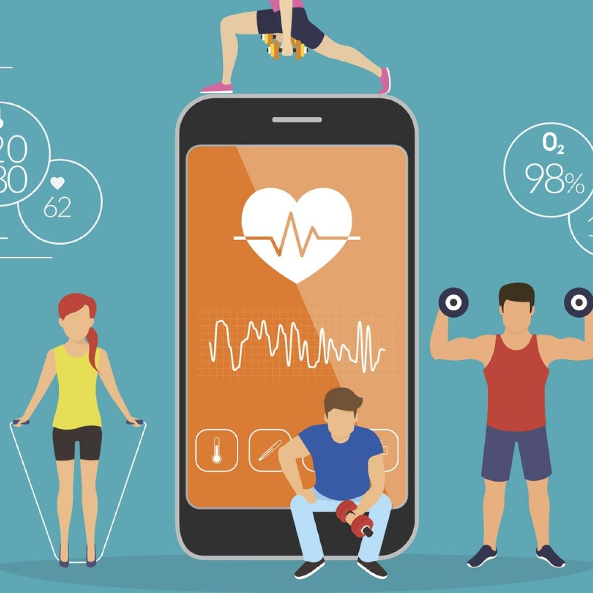 10 Big Fitness Apps Which Work And Which Don T
