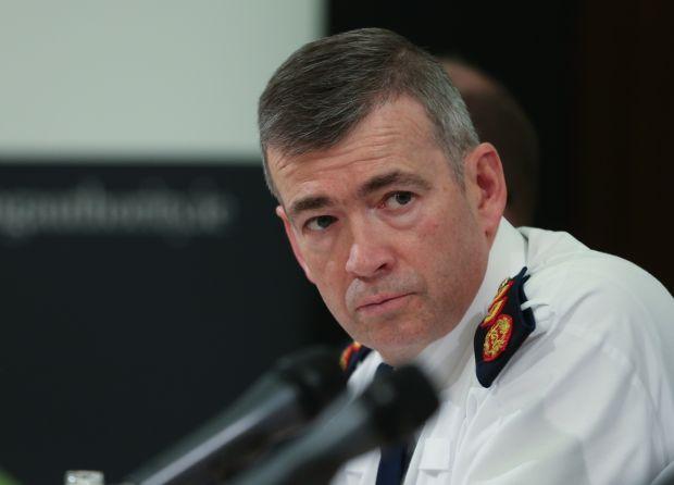 Garda Commissioner Drew Harris 'In the end I'm a public servant.' Photograph: Crispin Rodwell/The Irish Times