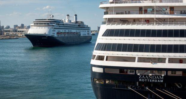 Irish citizens stranded on coronavirus ship off US to be repatriated