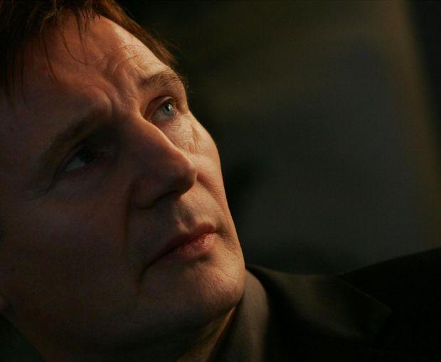 Liam Neeson. Photograph: Bryan O'Brien