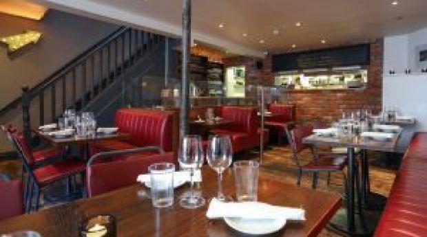 Richmond Restaurant on Richmond Street South, Portobello. Photograph: Crispin Rodwell/The Irish Times