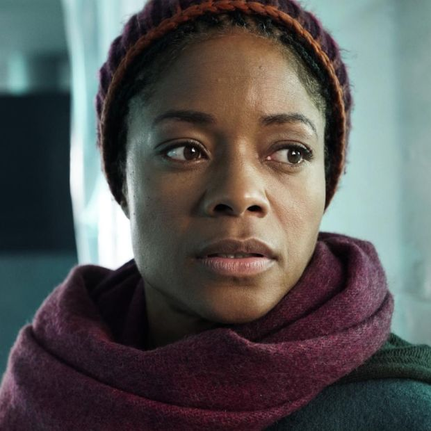 Naomie Harris in The Third Day. Photograph: Liam Daniel/Sky