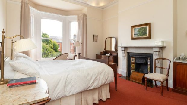 Bedroom in 59 Brighton Road Rathgar D6