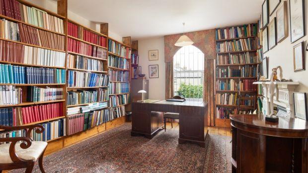 Library in 59 Brighton Road Rathgar D6