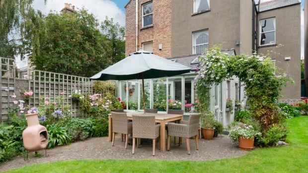 Garden in 59 Brighton Road Rathgar D6