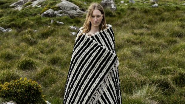 Founded in Rostrevor, Co Down by Norwegian textile designer Gerd Hay-Edie, Mourne Textile produces luxury home furnishing fabrics, cushions, blankets and scarves. mournetextiles.com