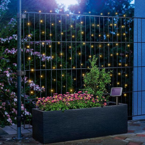 Premium led solar string lights