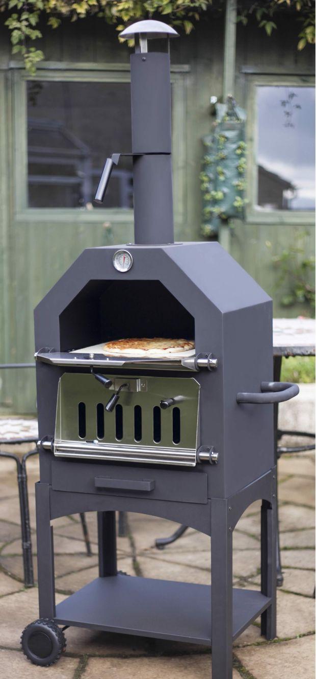Vincenza outdoor pizza oven