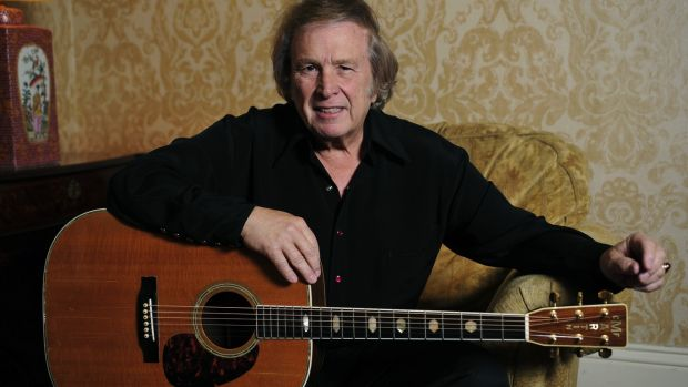 """Don McLean: """"You couldn't talk about my sister because you couldn't tell the truth. Photograph: Aidan Crawley/The Irish Times"""