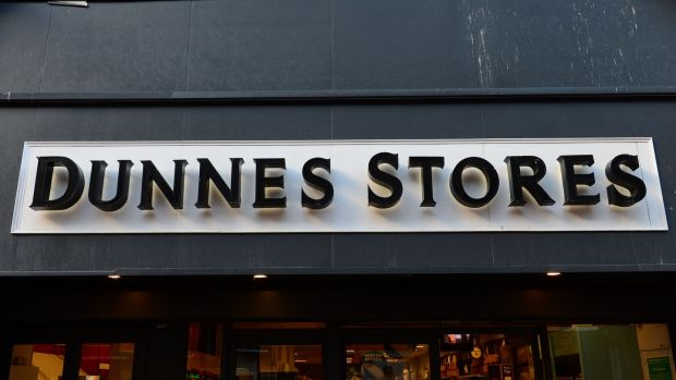 Dunnes Stores, now one of the higher-end retailers we have. Photograph: Dara Mac Dónaill