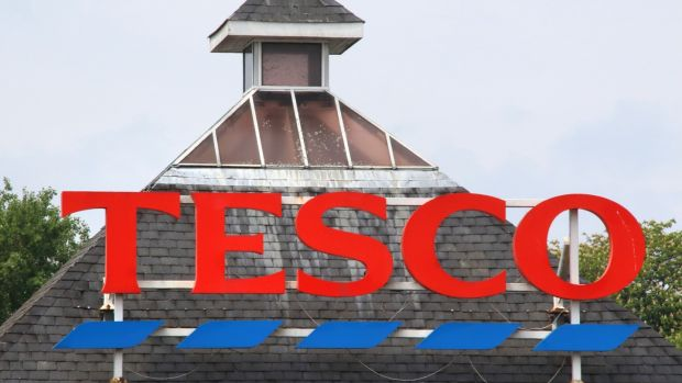 Tesco: 'It is not that it is dramatically more expensive than the other supermarkets I tried; it is just that it sells a wider range.' Photograph: Keith Mayhew/SOPA Images/LightRocket via Getty