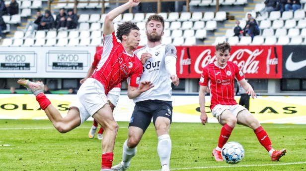 Sligo Rovers' return to Europe ends in defeat in Iceland