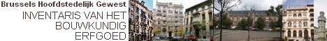inventaris van het bouwkundig erfgoed, Brussels Hoofdstedelijk Gewest