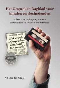 Bookcover: Het gesproken dagblad voor blinden en slechtzienden