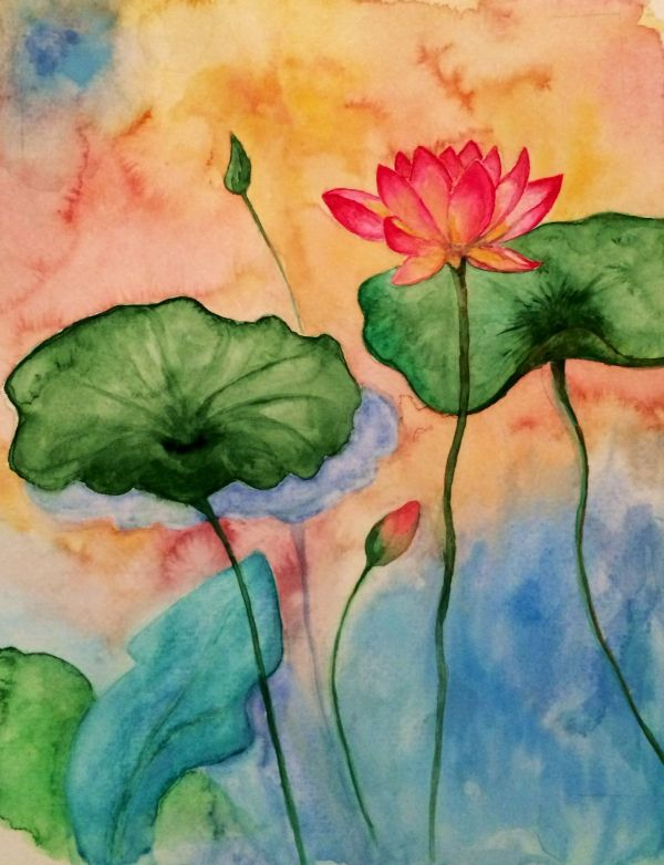 Flowers 26 Iris Pond Design