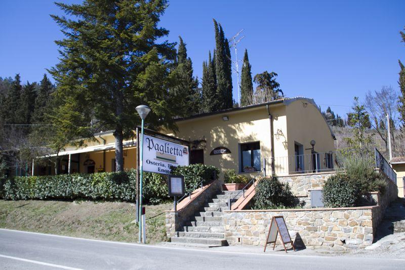 Osteria La Paglietta SAN POLO IN CHIANTI ristorante cucina Toscana recensioni osteria SAN POLO