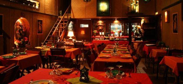 Ristorante Etnico Bali barrestaurant ROMA Ristoranti Etnici cucina Thailandese ROMA Bali bar