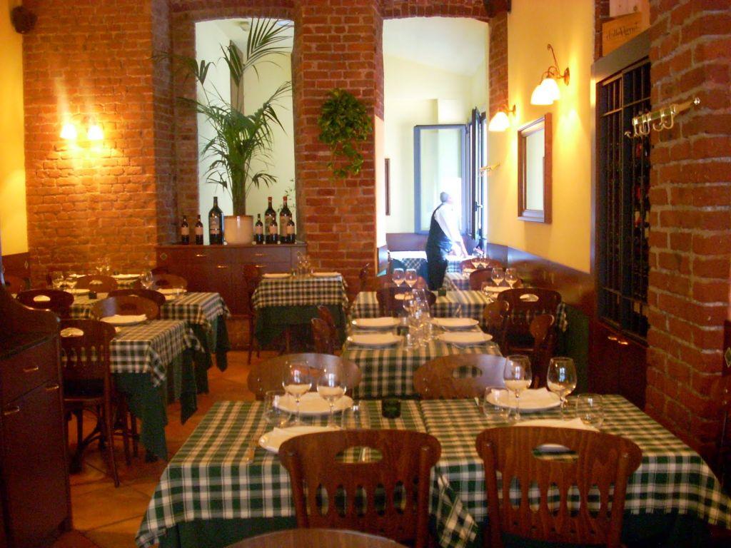 Osteria Il Guru MILANO ristorante cucina Mediterranea