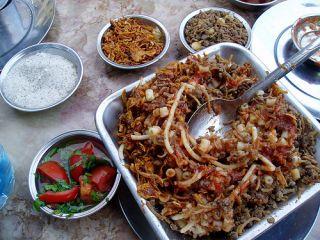 Cucina egiziana e prodotti tipici egiziani nei ristoranti etnici egiziani