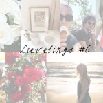 <h1>Lievelings #6</h1>