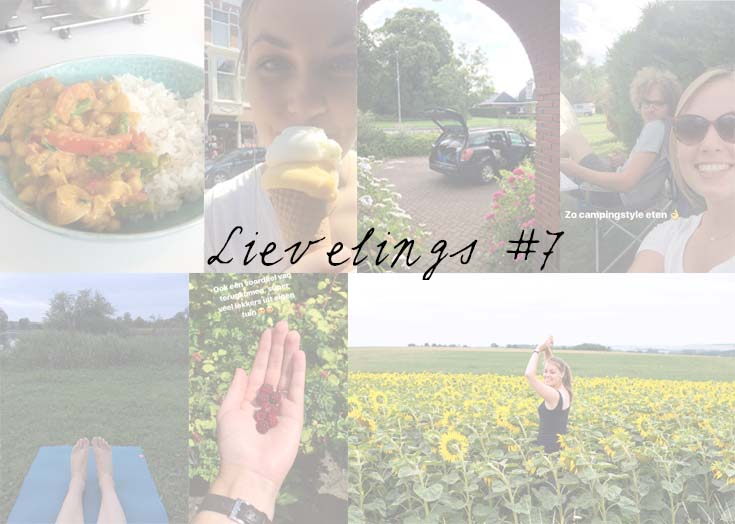 Lievelings #7