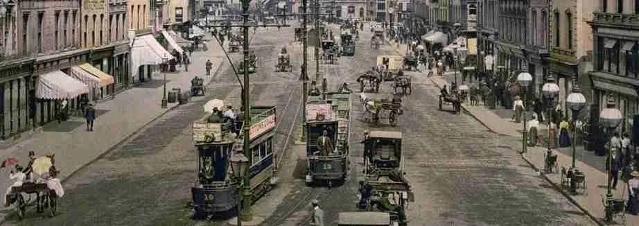 Storia Irlanda  Irlandaonlinecom