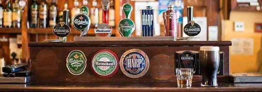 Pub irlandese  Il fascino degli Irish pubs  Irlandaonlinecom