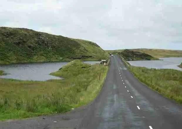 Loughareema il lago che scompare  Irlandaonlinecom